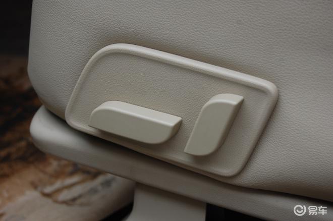 荣威350 d 1.5at 讯豪版座椅调节键高清图片
