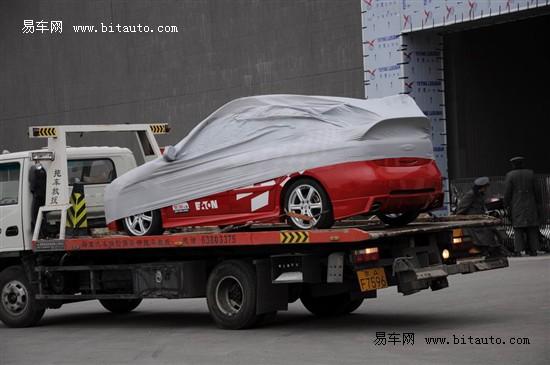 2010北京车展抢先探馆 奇瑞A3 1.3S抵馆