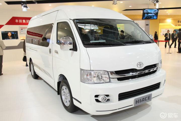 北京丰田海狮面包车丰田海狮面包车价格