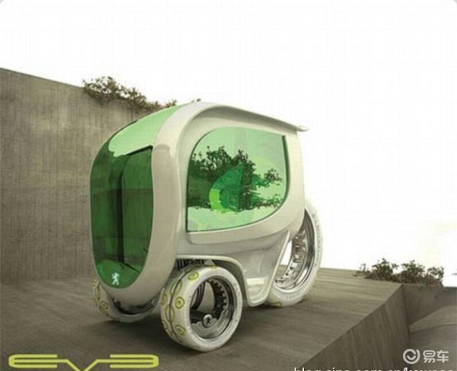【未来概念太阳能汽车图片】-易车网bitauto.com