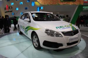 志翔Hybrid志翔燃料电池车图片