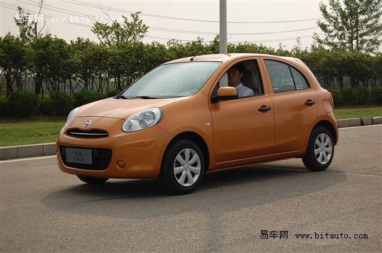 云南首辆东风日产MARCH玛驰将亮相车展