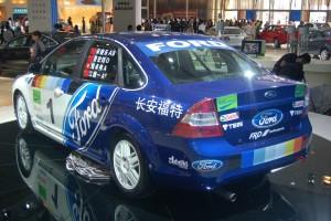 福克斯WRC图片