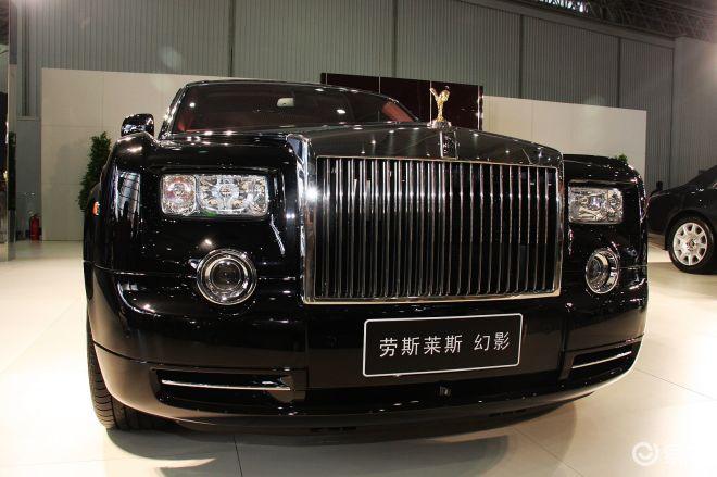 劳斯莱斯幻影北京地区销售电话 劳斯莱斯银魅