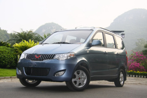 五菱宏光 2010款 1.4L 手动 6431M豪华型7座