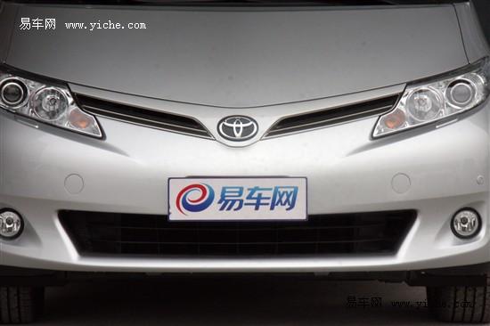 2013款普瑞维亚2.4升豪华型店内现车 高清图片