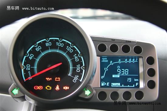 雪佛兰全新Spark斯帕可-2010广州车展 四款进口个性时尚小车导购