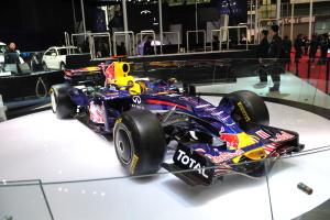 英菲尼迪F1英菲尼迪F1图片