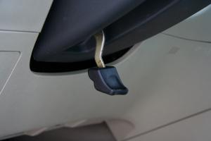 华泰B11方向盘调节键图片