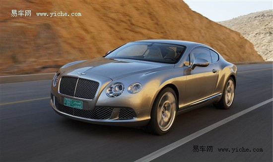 宾利参展2012第四届呼和浩特国际车展高清图片