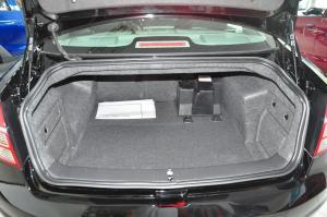 瑞麒G6行李箱空间图片