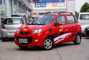 海马商用车 海马王子 2011款 1.0L 手动 基本版