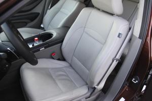 讴歌ZDX驾驶员座椅图片