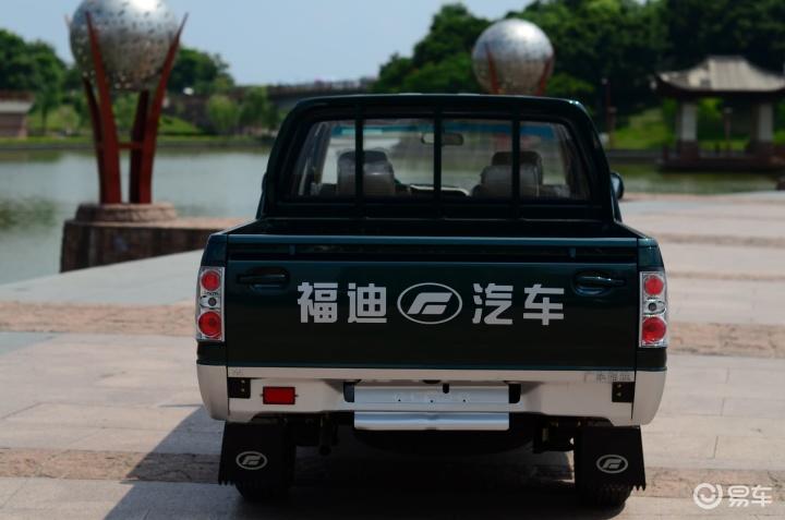 福迪小超人皮卡 2.0l nhq1021d1