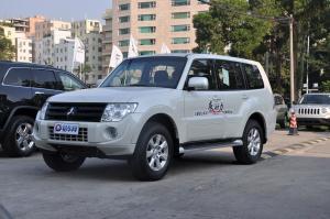 三菱 帕杰罗(进口) 2012款 3.8L 自动 五门旗舰版