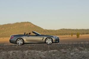 奔驰SL级2013款梅赛德斯-奔驰SL图片