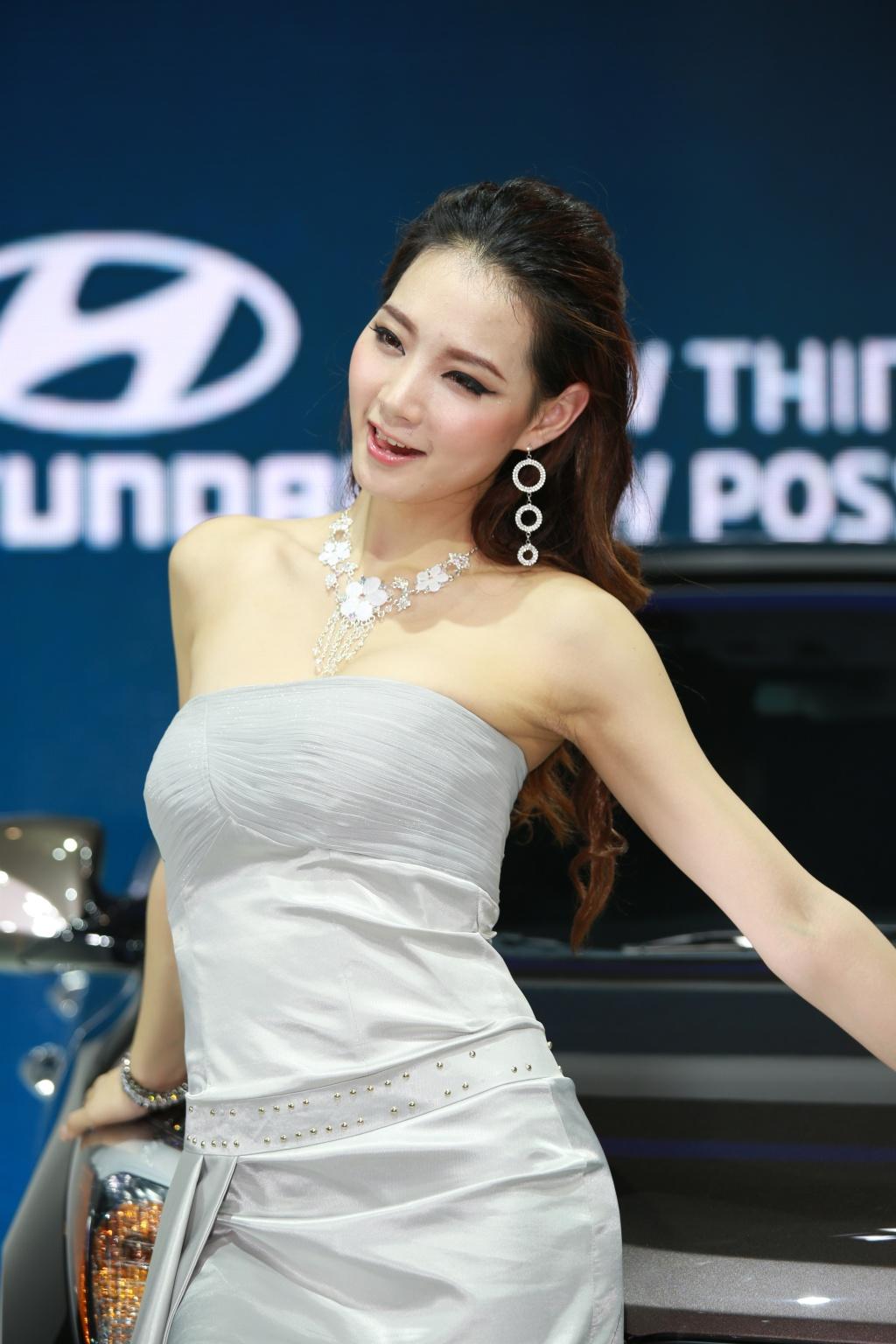 北京现代03号车模
