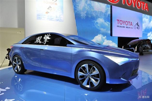 丰田将于洛杉矶车展发布新安全科技概念车