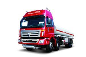 欧曼油罐车官方图图片