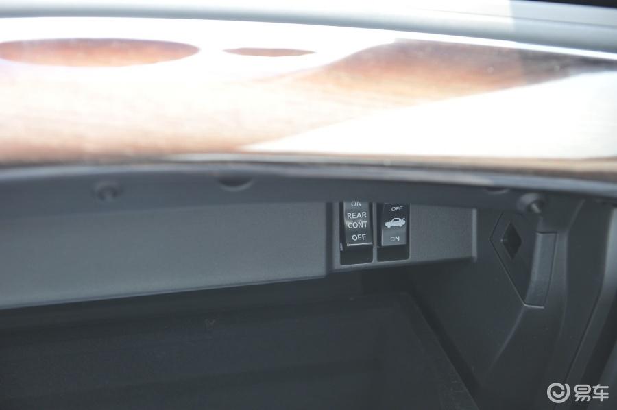 自一体 奢华版车内行李箱开启键汽车图片-汽车图片大全】-易车网高清图片