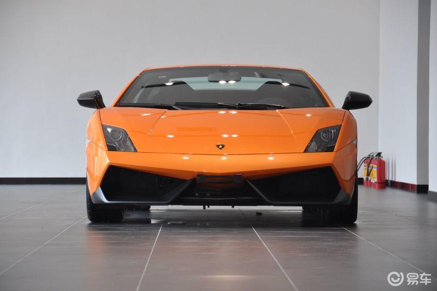 【盖拉多2011款lp570-4 superleggera外观汽车图片-汽车图高清图片