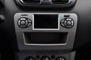 东风小康V29 中控台音响控制键