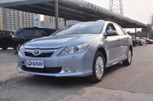 丰田 凯美瑞 2012款 2.5L CVT 尊瑞 HG豪华版