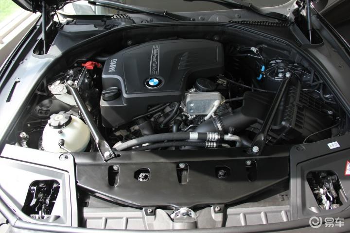 宝马5系 528i xDrive 豪华型发动机