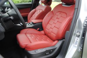 DS 5(进口)驾驶员座椅图片