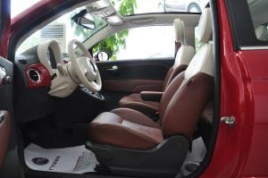 5002012款 C 1.4L 自动 Lounge Cabrio 尊享敞篷版 外观愉悦红