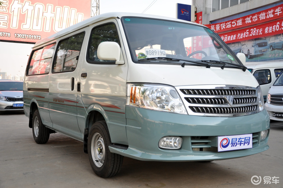 【福田风景2011款2.5l 标准型 柴油493zq3b 长轴低顶