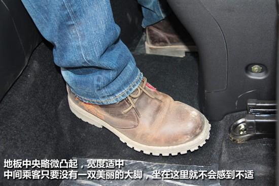 长安轿车CS35评测 最新长安CS35车型详解高清图片