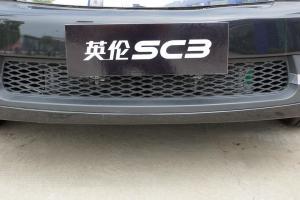 吉利SC3                SC3外观-尊爵黑