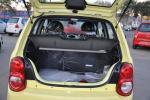 奇瑞QQ3行李箱空间图片