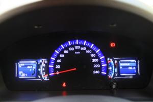 比亚迪G6仪表盘背光显示图片