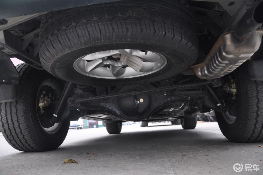 【特拉卡2010款T92.4L汽油手动两驱a汽油版备比亚迪元ev360扬州可提车图片