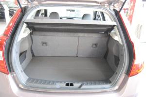 风神H30行李箱空间图片