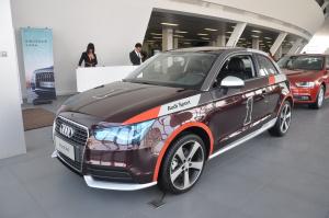 奥迪A1 2012款 1.4T 双离合 TFSI Urban