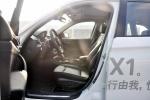 宝马X1                 X1空间-雪山白