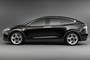 2012款Model X