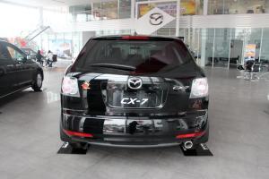 进口马自达CX-7 正车尾