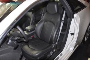 凯迪拉克CTS COUPE驾驶员座椅图片