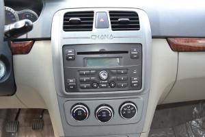 长安CX30中控台整体图片