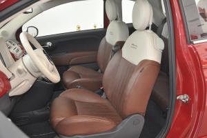 菲亚特500(进口)驾驶员座椅图片
