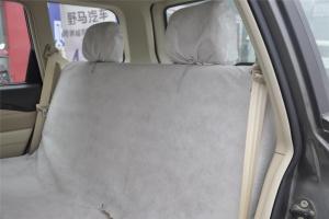野马F99后排座椅图片
