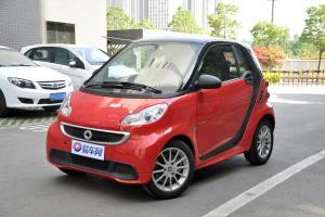 smart fortwo(进口) 2012款 1.0L 自动 MHD硬顶舒适版