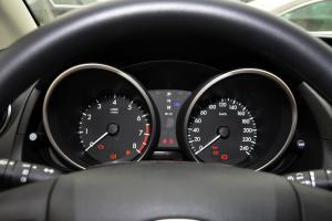 马自达5(进口)仪表盘背光显示图片