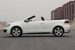 Golf运动型敞篷轿车          2013款GTI敞篷版外观-白色