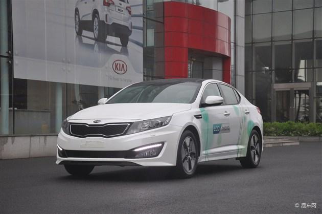 进口起亚混合动力K5已到店 购车优惠1万