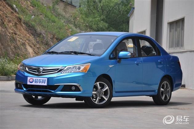 理念S1或推1.3L车型 有望广州车展上市